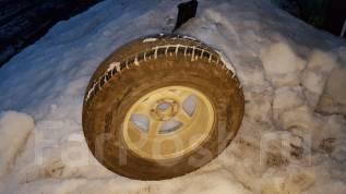 Продам колеса зимние. x15