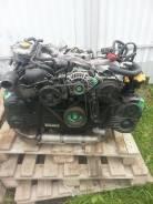 Двигатель в сборе. Subaru Forester, SG5 Двигатель EJ205. Под заказ