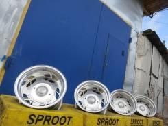 Centerline Wheels. 10.0x15, 6x139.70, ET-15, ЦО 108,0мм.