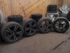 Комплект летних колес 295/35R21. 10.0x21 5x130.00 ET50