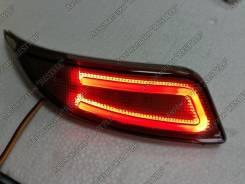 Фонари в задний бампер (стоп-сигналы) Toyota Camry 55 2015-up LED. Toyota Camry, ASV50, ACV51, ASV51, GSV50. Под заказ