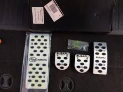 Накладка на педаль. Subaru Outback Subaru Forester, SG5, SG9, SG, SG69, SG9L