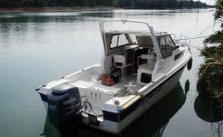 Yamaha. Год: 1995 год, длина 7,00м., двигатель подвесной, 150,00л.с., бензин. Под заказ