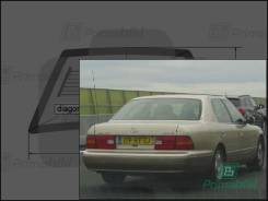 Заднее стекло Lexus LS 1994-2000 (XF20) Lexus LS400 (Тонированное, Бpeнд:Toyota)