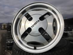 Toyota. 5.0x13, 4x114.30, ET27, ЦО 59,0мм.