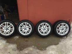Продам комплект летних колёс. x16 3x98.00, 5x108.00