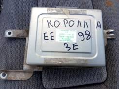 Блок управления двс. Toyota Corolla, EE98 Двигатель 3E