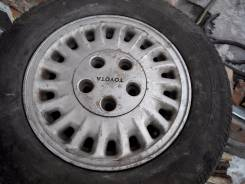 Одно колесо. 5.0x14 5x115.00 ET50 ЦО 65,0мм.