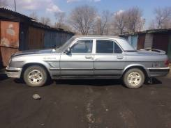 ГАЗ Волга. механика, задний, 2.3 (130 л.с.), бензин, 278 тыс. км