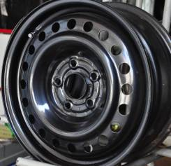 Steel Wheels. 6.5x16, 5x114.30, ET53, ЦО 64,1 мм.