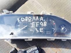 Панель приборов. Toyota Corolla, EE98 Двигатель 3E