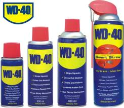 Смазка WD-40 100мл (1/24)