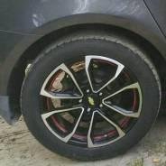 Комплект колёс. 7.0x17 5x105.00 ET42 ЦО 56,6мм.