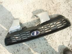 Решетка радиатора. Subaru Impreza, GG3, GG2
