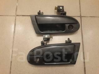 Ручка двери внешняя. Mitsubishi GTO, Z11A, Z15A, Z16A Двигатель 6G72