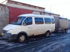 ГАЗ Газель Бизнес. Продается Газель-бизнес, 2 890 куб. см., 8 мест