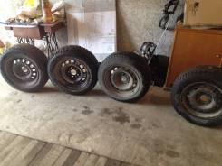 Зимние колеса в сборе. x15 5x120.00. Под заказ