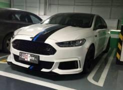 Обвес кузова аэродинамический. Ford Mondeo. Под заказ