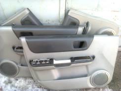 Обшивка двери. Nissan X-Trail, NT30
