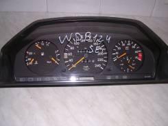 Панель приборов. Mercedes-Benz E-Class, W124 Двигатели: M, 103, E30