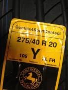 Continental Conti4x4SportContact. Летние, 2012 год, без износа, 2 шт