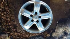 Hyundai. x16, 5x114.30, ET46, ЦО 67,1мм.