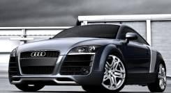 Обвес кузова аэродинамический. Audi TT, 8J3, 8J9. Под заказ