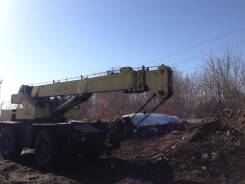 Юрмаш Юргинец КС-4372. Автокран КС-4372, 4 250 куб. см., 20 000 кг., 18 м.
