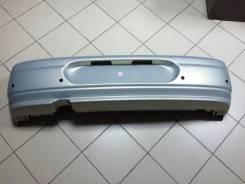 Бампер задний 2110 Кампласт (280-мираж) с отверстиями под парктроник