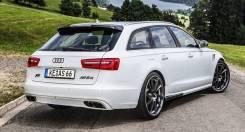 Обвес кузова аэродинамический. Audi S7, 4G Audi S6. Под заказ