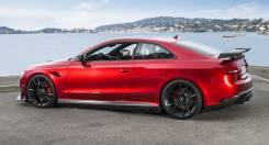 Обвес кузова аэродинамический. Audi RS5, 8T3. Под заказ