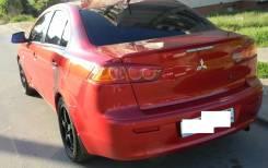 Спойлер. Mitsubishi Lancer X Mitsubishi Lancer