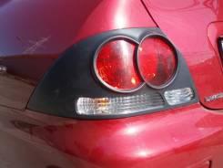 Накладка на стоп-сигнал. Mitsubishi Lancer