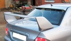 Спойлер. Mitsubishi Lancer Evolution Mitsubishi Lancer