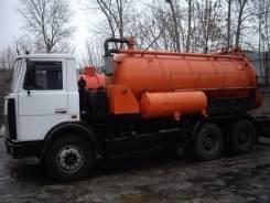 МАЗ 630305. Продается илосос КО530-05 на базе шасси