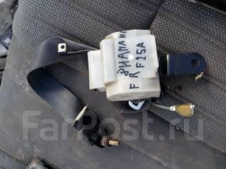 Ремень безопасности. Mitsubishi Diamante, F25A Двигатель 6G73