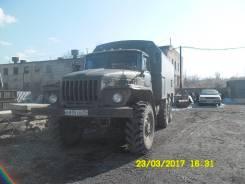 Урал 4320. , 1 085 куб. см., 6 000 кг.