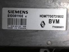 Блок управления (ЭБУ) Renault 19