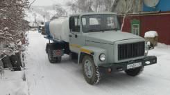 ГАЗ 3307. Продаю Водовозку ГАЗ-3307, 4 200 куб. см., 4,20куб. м.