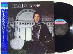 Жэрмайн Джэксон /Jermaine Jackson - Dynamite - JP LP '84 Уитни Хьюстон