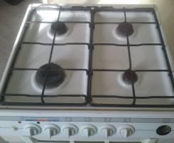 Газовая плита ariston (электрическая духовка)