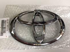 Эмблема решетки. Toyota Land Cruiser Prado, TRJ125, RZJ120, LJ120, LJ125, KDJ125, TRJ120, GRJ120, GRJ121, KZJ120, GRJ125, VZJ125, KDJ121, KDJ120, VZJ1...