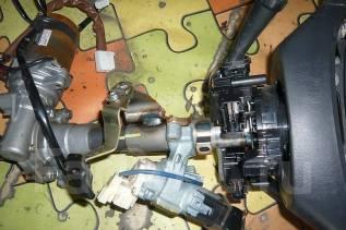 Блок управления рулевой рейкой. Toyota Corolla Fielder, NZE121