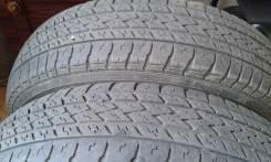 Bridgestone Dueler H/L D683. Летние, 2007 год, износ: 40%, 2 шт