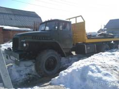 Урал. Продам урала с кму лесовоз сартиментовоз, 6 000 куб. см., 20 000 кг.