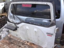 Дверь багажника. Mitsubishi Pajero iO, H77W
