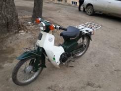 Honda Super Cub 50. 50 куб. см., исправен, птс, с пробегом