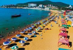 Вэйхай. Пляжный отдых. Курорт Вэйхай- пляжный отдых