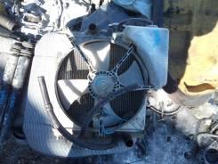 Радиатор охлаждения двигателя. Honda Logo, GA3, E-GA3, GF-GA3 Двигатель D13B