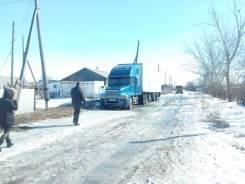 Freightliner Century. Продается седельный тягач , 1999 г. в., 14 000 куб. см., 24 500 кг.